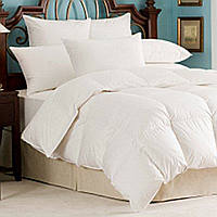 Sumptuous silky fabric and superior loft make the Nirvana comforter an excellent choice night after night.