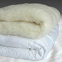 Downright Wool Mattress Pad