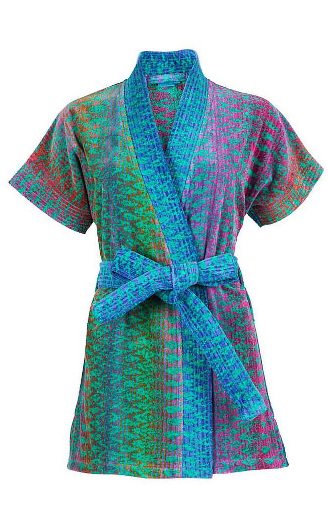 Elaiva Ocean Magic Bathrobe And Beach Kimono And Towels