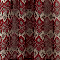 Emdee International Loft Collection - Ikat Drapery Panel