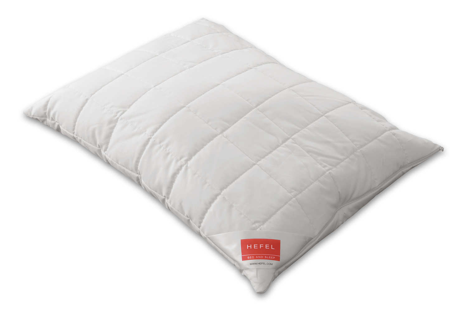 Hefel Bio Wool Pillows with a 100% Merino pure new wool filing create a particularly cozy sleeping environment.
