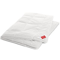 HEFEL KlimaControl Comfort quilts guarantee an ideal sleeping environment.