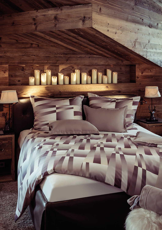 Discontinued Hefel Trend Bed Linen Art Design Bedding
