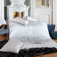 Showcase your bedroom with this beautiful tree branch impression on TENCEL fabric