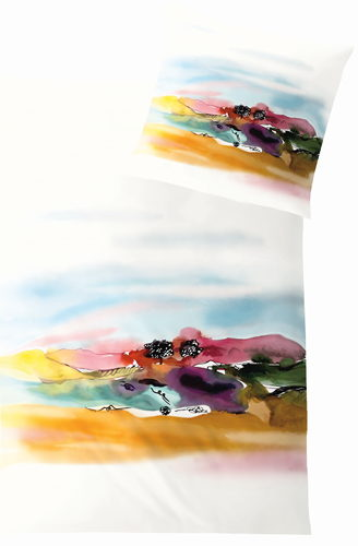 Hefel Trend Bed Linen Tuscany Bedding - Tencel Fabric