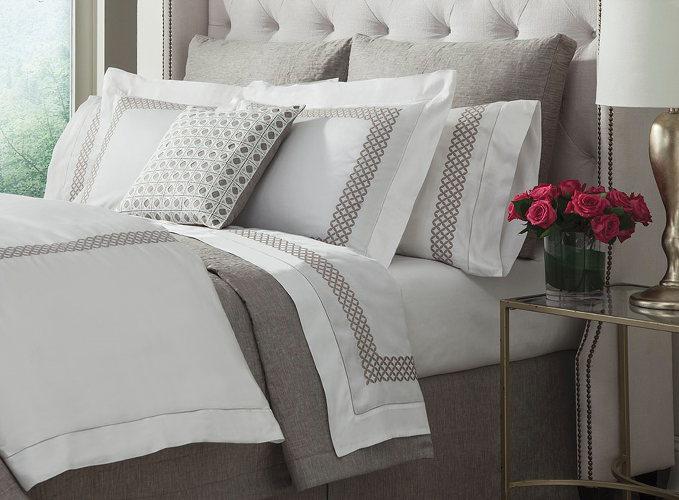 Home Treasures Bedding Avalon Luxury Sheeting