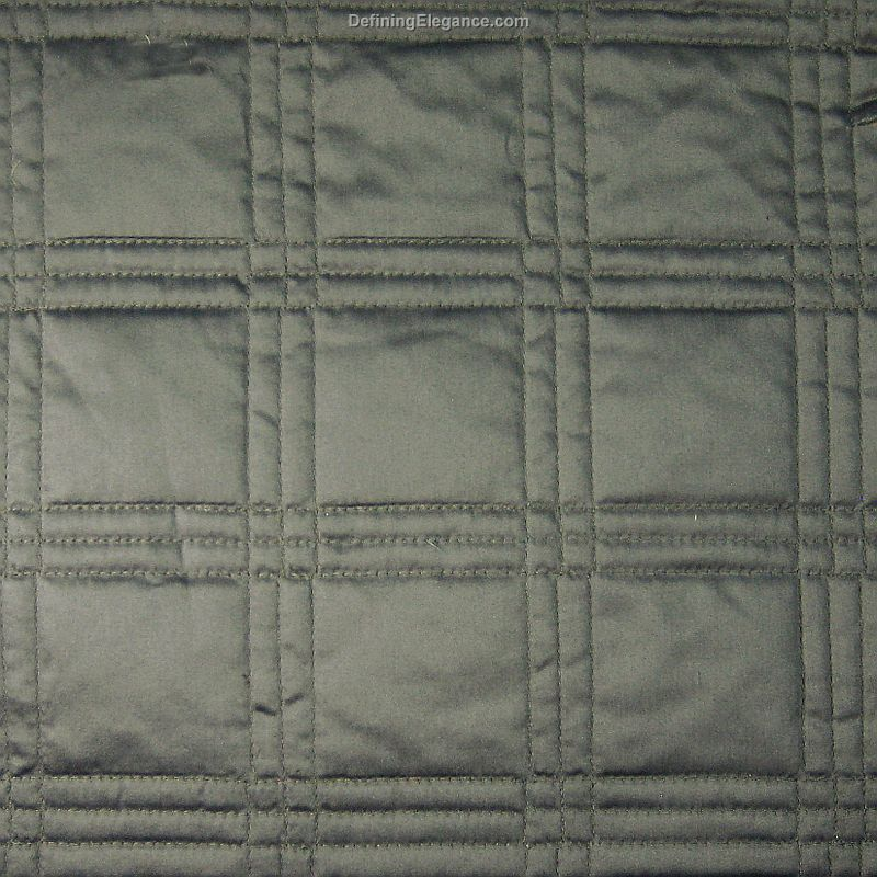 Home Treasures Block Quilted Bedding Collection