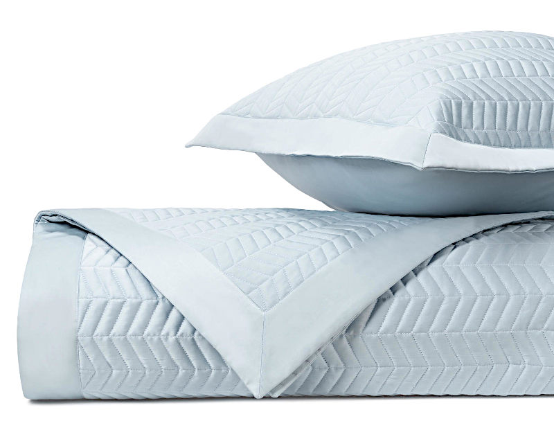Home Treasures Chester/Provenza Quilted Bedding Collection - Sham and Coverlet.