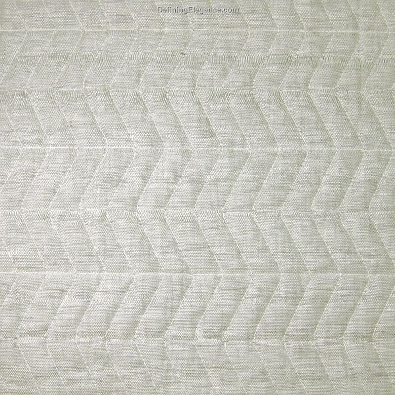 Home Treasures Chester/Provenza Quilted Bedding Collection - Close-up.