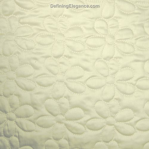 Home Treasures Daisy Quilted Bedding Collection