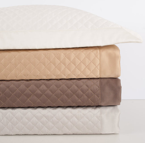 Home Treasures Diamond Quilted Bedding Collection - Royal Sateen