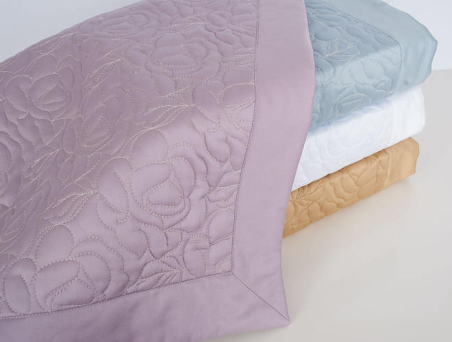 Home Treasures Elysee Quilted Bedding Collection