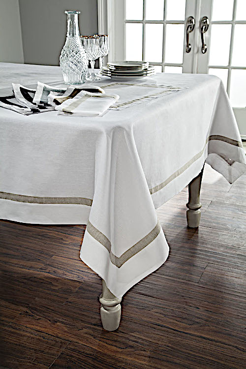 Home Treasures Table Linens - Fino Collection
