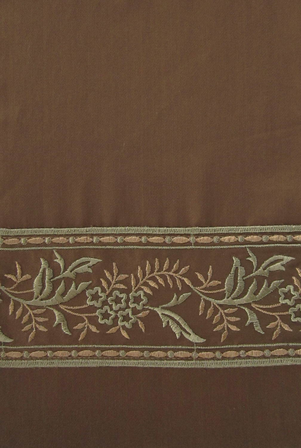 Home Treasures Bedding Isfahan Floral Embroidery Bedding