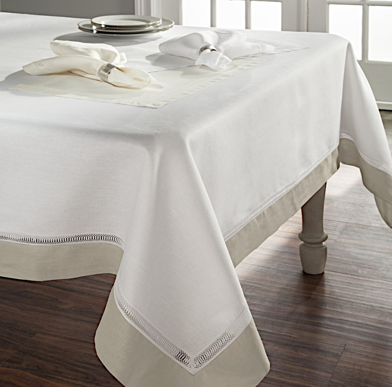 Home Treasures Table Linens - Linea Collection