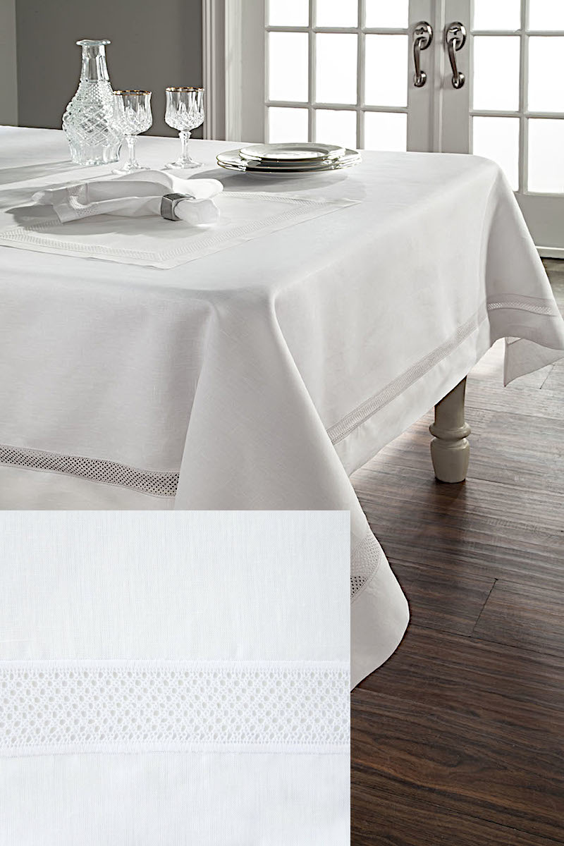 Home Treasures Table Linens - Morocco Collection
