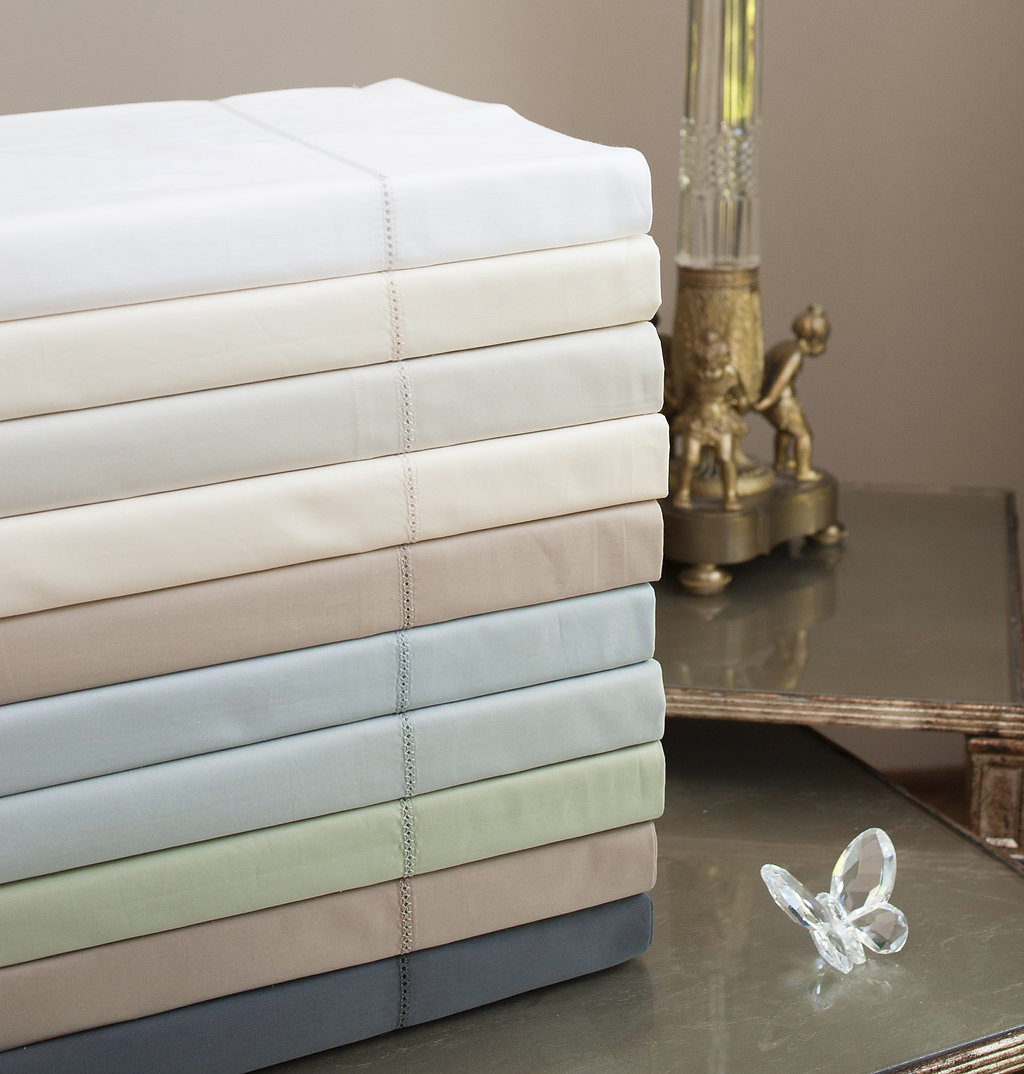 Home Treasures Perla Percale Dust Ruffle