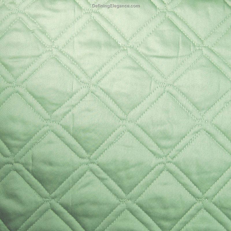 Home Treasures Renaissance Quilted Bedding Collection