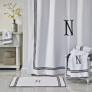 Home Treasures Shower Curtain Collections