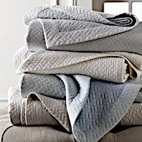 Savannah Blankets and Shams by Home Treasures Bedding