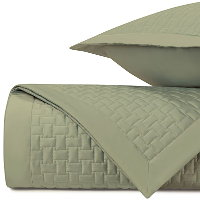 Home Treasures Wicker Quilted Bedding Collection