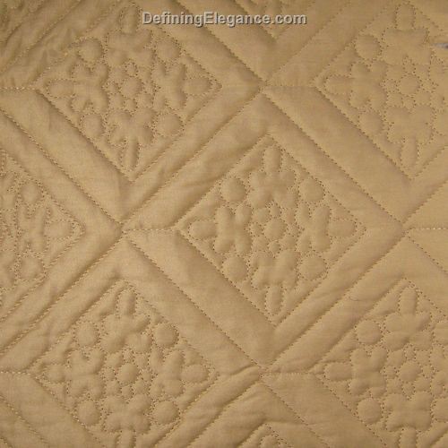 Home Treasures Ziba Quilted Bedding Collection