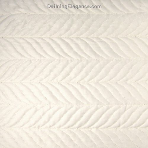 Home Treasures Zurich Quilted Bedding Collection