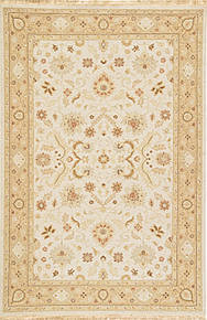Originally a construction style developed in the caucasian region, the sumak rug is an organic, hand-knotted, flat-woven rug that India has made its own over the centuries.