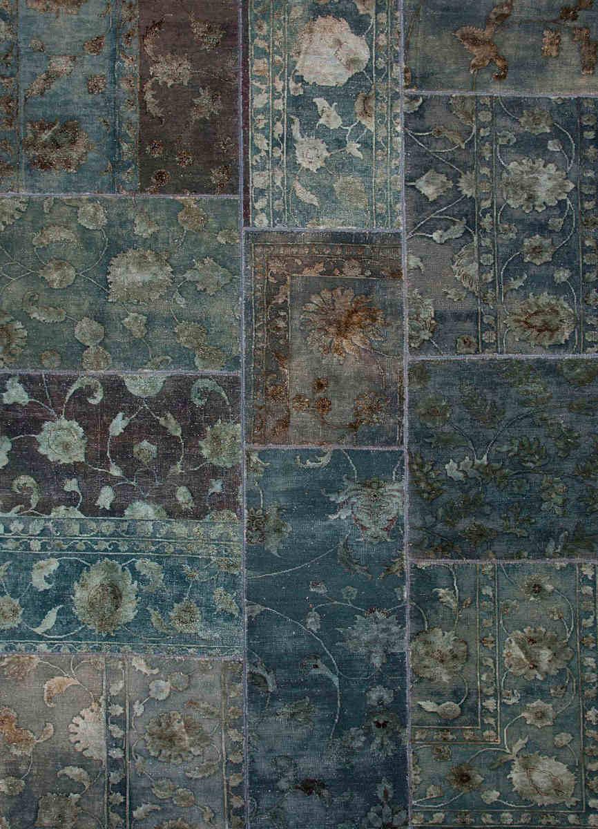 Uuu Jaipur Rug Pi04 Provenance Wool Silk Rug