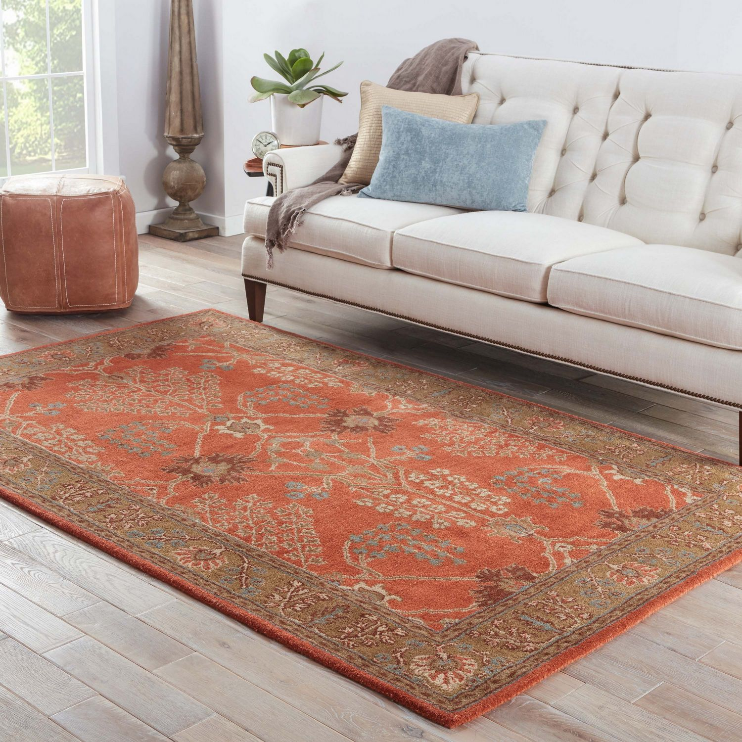 Jaipur Living Rugs Pm51 Poeme