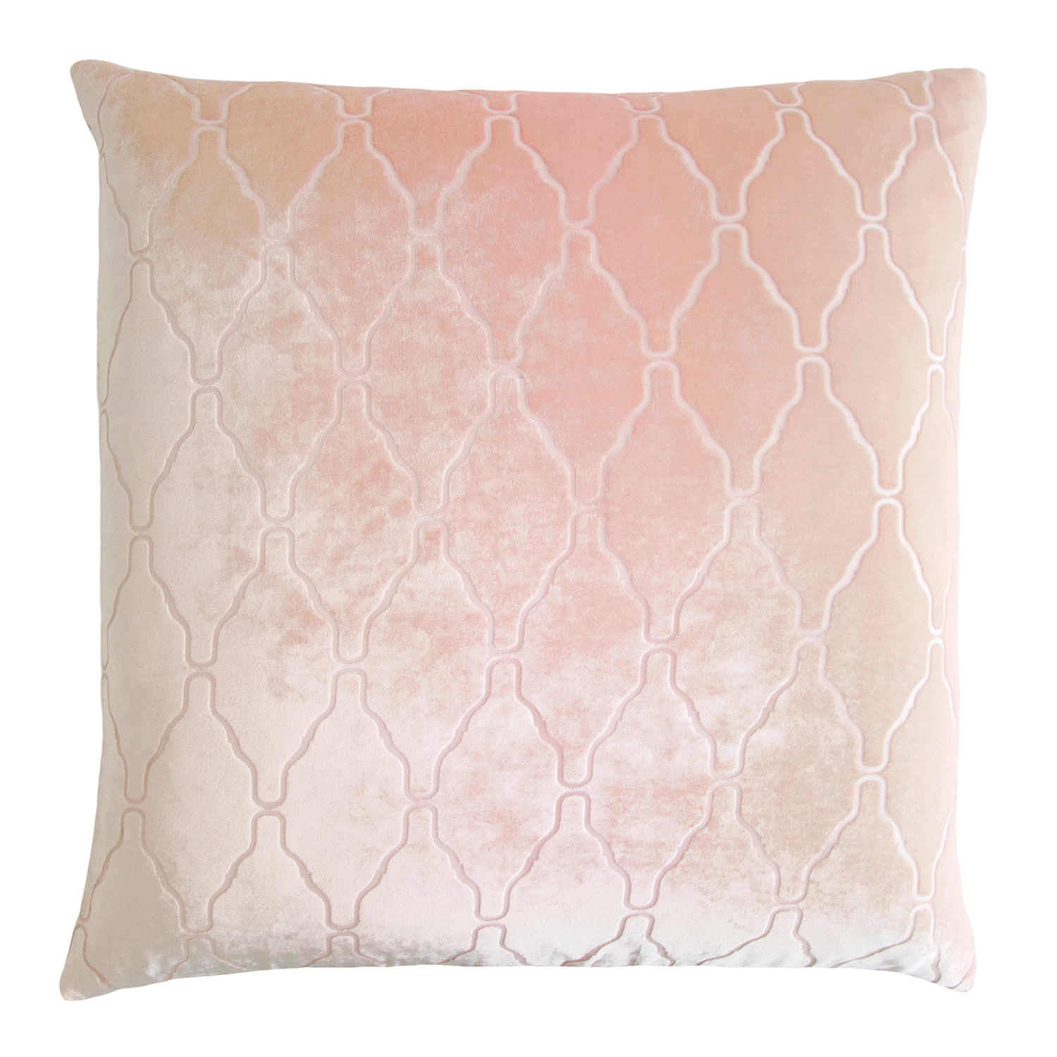 peach pillows throw with decorative full silver uncategorized blush impressive pink of obrien kevin whispering studio triangles inside size metallic pillow decor covers glorious in black