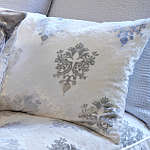 Kevin O'Brien Studio Brocade Velvet Pillows & Shams