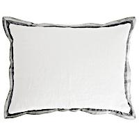 Kevin OBrien Studio Double Tux Linen Bedding