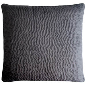 Kevin O'Brien Studio Hammered Silk Quilted Sham