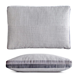 Kevin OBrien Studio Bedding - Henna Cotton Gray Coverlet Collection