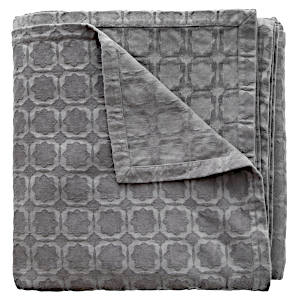 StarFlower Cotton Coverlet - Queen