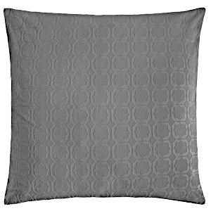 Starflower Charcoal Euro Sham