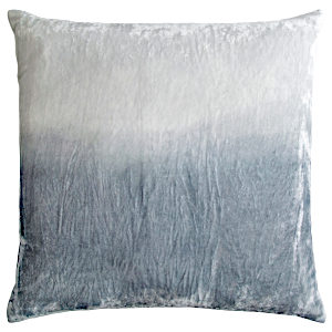 Kevin O'Brien Studio Dip Dye Velvet Pillow