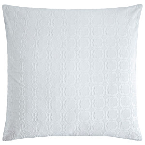 Kevin O'Brien Studio Starflower Cotton Euro Sham