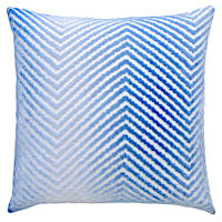 Kevin OBrien Studio Chevron Velvet Decorative Pillows