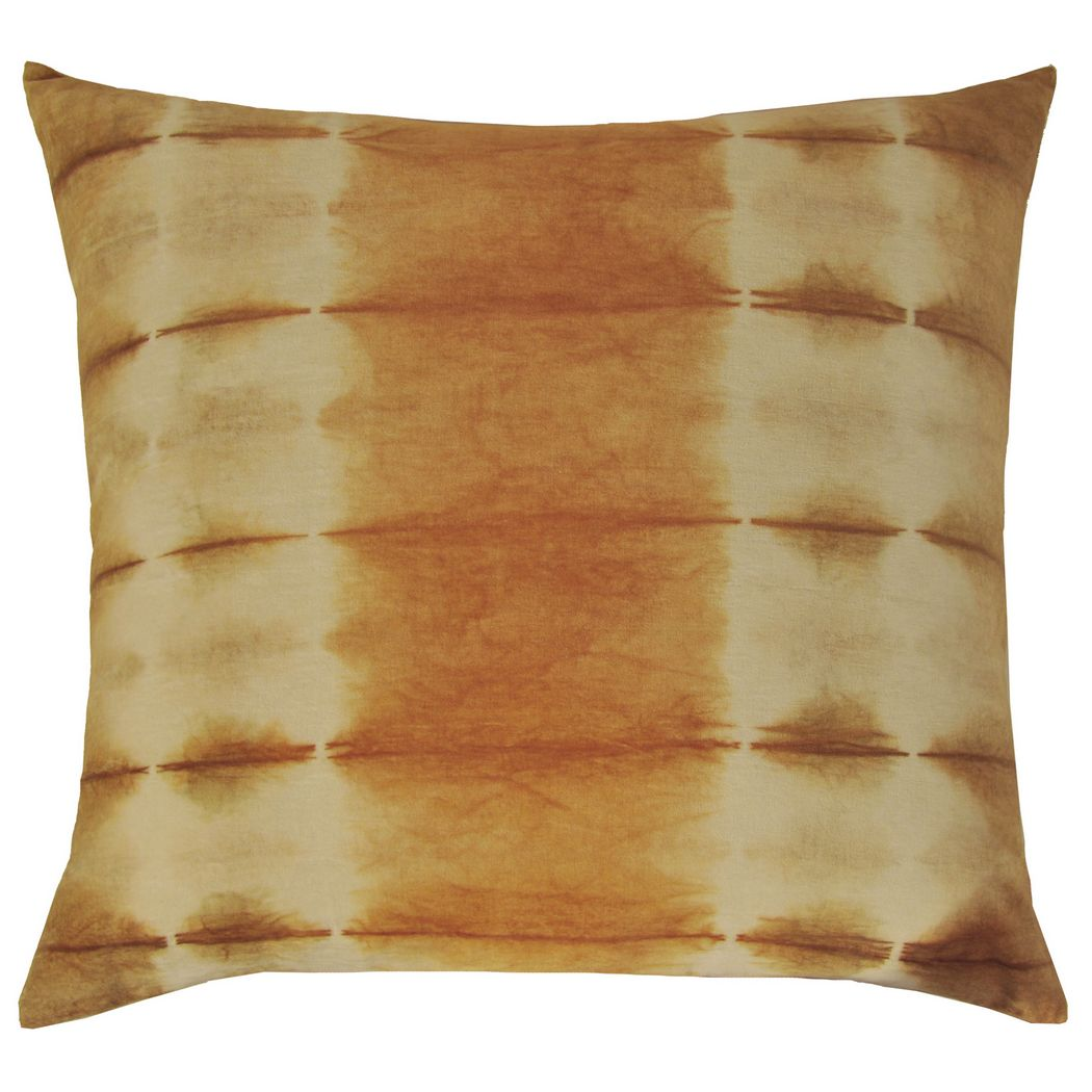 Gold Floor Pillows : Kevin O Brien Studio Shibori Cotton Velvet Floor Pillows