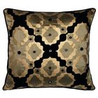 Fretwork Embellished Dec Pillow by Kevin O'Brien