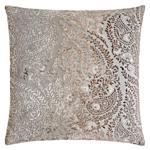 Kevin OBrien Studio Henna Velvet Decorative Pillows - Coyote