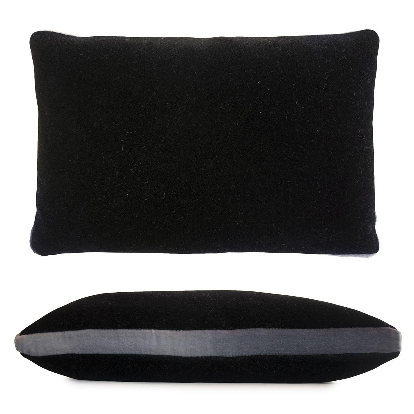 Kevin O Brien Studio Mohair Decorative Pillow