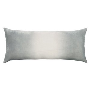 Ombre Solid Velvet Decorative Pillow by Kevin O'Brien
