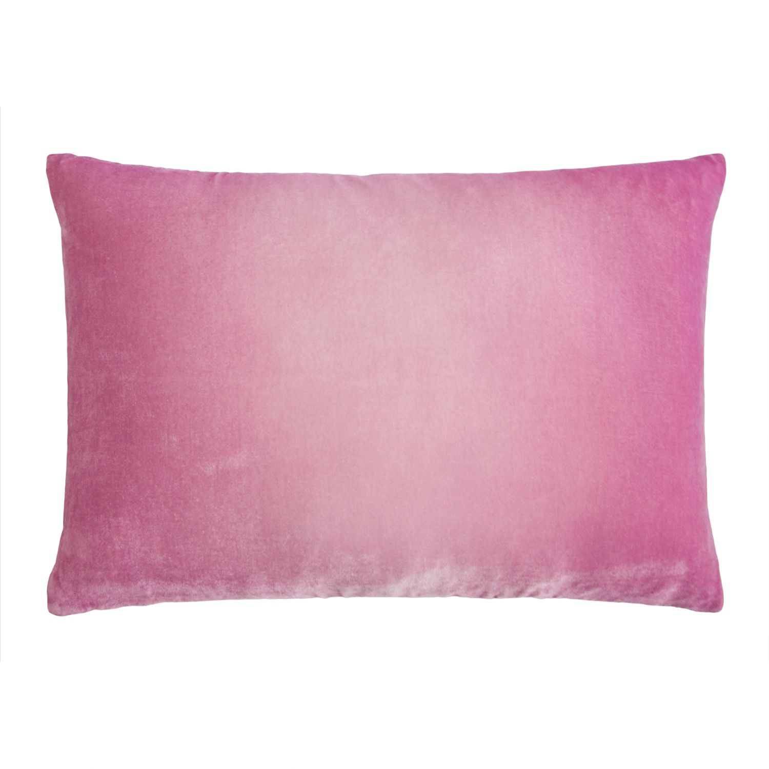 Unique Kevin OBrien Studio Ombre Solid Velvet Decorated Pillows VY92