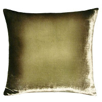 Ombre Velvet Decorative Pillow by Kevin O'Brien Studio