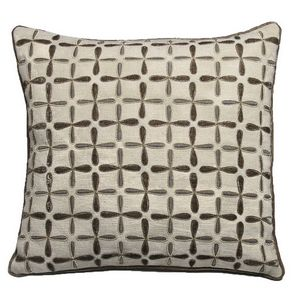 Kevin O'Brien Studio Petals Dec Pillows is available in seven colors.
