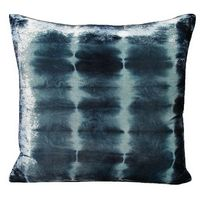 Kevin O'Brien Studio Rorschach Decorative Pillows is available in Blueberry color.