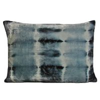 Kevin O'Brien Studio Rorschach 14x20 Decorative Pillows is available in Blueberry color.